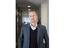 Tomas Stavbom samordnare för ekonomi och hållbar utveckling Region Uppsala