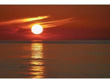 Wenn sich auf Sylt die Sonne schlafen legt, ist das noch lange kein Grund, es ihr gleich zu tun.