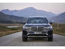 Helt nye BMW X7