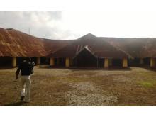 Palatset Deji i Akure, Nigeria