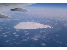Bjørnøya fra lufta