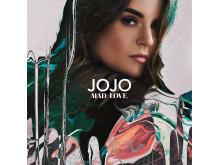 JoJo albumcover Mad Love