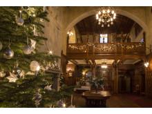 Slottet i julskrud