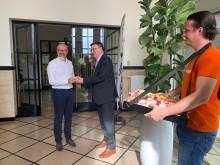 20190423 dankjewel-actie Citrique Belge Wim Vandenbrande Hans Maertens