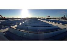 Bauhaus i Roskilde er kædens mest energieffektive