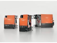 Avbrottsfri strömförsörjning med DC-UPS från Weidmüller