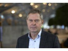 Torvald Svahn, affärschef tåg