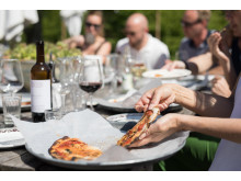 Prostens Pizza på Smaka på Kattegattleden 25-26 maj 2019