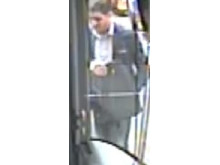 Image of man police wish to trace 3