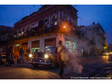 Award-Winning Photographer Daniel Berenhulak Takes the DMC-GX8 on an Adventure in Cuba