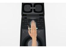 MHC-V90DW  Gesture_Control_DJ_updown_off-Mid