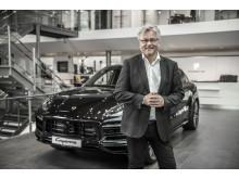 Helge Ellingsen, adm. dir. Hedin Performance Cars
