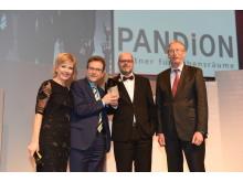 Pandion Real Estate GmbH wurde mit dem immobilienmanager Award 2016 in der Kategorie Projektentwicklung Bestand ausgezeichnet.