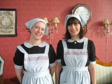 Ann och Emma Sellbrink öppnar  Lantköket på Näs
