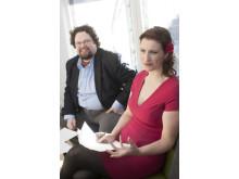 Edward Blom & Sigrid Bárány - Årets Sill 2014