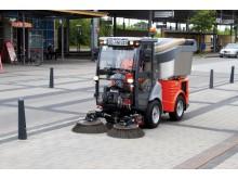 Gatusopmaskinen Hako Citymaster 1250/1250C