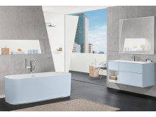 Finion badeværelsesserie i douche farver - vælge mellem 10 forskellige!