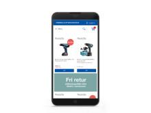 E-handel på nya fredells.com