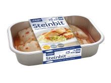 Steinbit med sweet chilisaus - Rett i ovnen