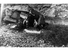 Järnvägsolyckan i Getå 1918