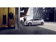 Hyundai IONIQ electric är Årets Elbil 2017.