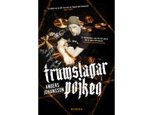 Trumslagarpojken av Anders Johansson omslag FLAT
