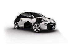 Opel ADAM i Gothiakostym