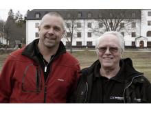 Olle Larson, Sisyfos, och Lars Holmberg, K-rauta.