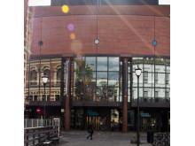 Det Norske Teatrets fasade