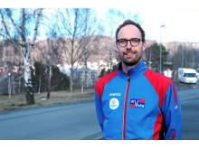 Olof Broström, tävlingsledare Landsjön Runt