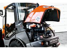 Hitachi hjullastare ZW75-6 Delvator