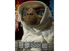 E.T. på Madame Tussauds waxmuseum, London