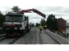 Lambertseterbanen dobbeltspor