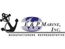 Image - E & P Marine logo
