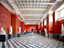 Hermitage St. Petersburg VIII 2014. Copyright Candida H+Âfer_VG Bild-Kunst, Bonn