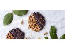 Vaffelcookies fra Wilfa