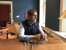 Kristian Haagen, expert on wristwatches