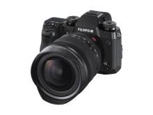 FUJINON XF8-16mmF2.8 R LM WR + X-H1