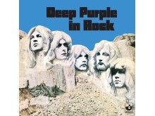 Deep Purple - in Rock artwork