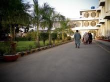 Fabrikgelände Talon in Sialkot