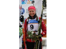 Ingrid Landmark Tandrevold,jaktstart junior kvinner,junior-vm2016