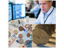 Illustrasjonfoto: Valuta påvirker strømprisen