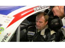 Mats Nilsson testar V8 Thunder Cars