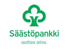 Säästöpankki - Auttaa aina logotyp