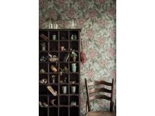 Wallpaper Zinnia Design: Hanna Wendelbo-Hansson