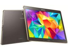 Samsung Tab S nettbrett - gaveønske til jul