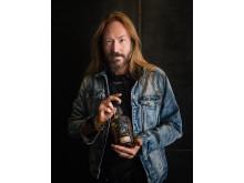 Joacim Cans, HammerFall med Legacy of Kings Whisky
