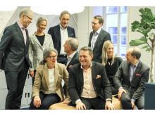 Skandia Fastigheters ledningsgrupp