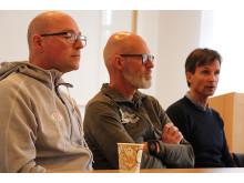 Presskonferens Team Sparbanken Nord