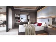 RCYC Owner Suite Bedroom